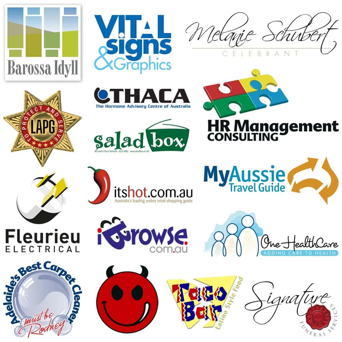 Logo Design - Derek Armsden Design