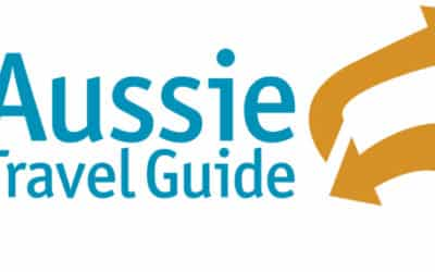 """Can we have a logo with a map of Australia and our name around it?"""