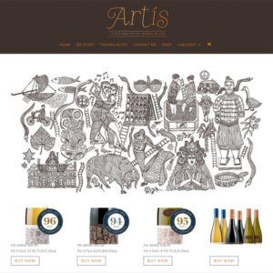 E-Commerce Website - Derek Armsden Design