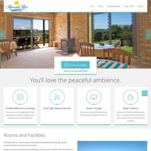Online Accommodation Booking Ecommerce Website Wordpress