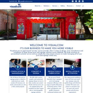 wordpress website divi theme adelaide